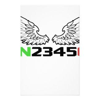angel 1N23456 Stationery
