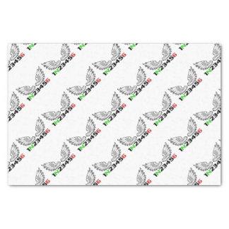 angel 1N23456 Tissue Paper