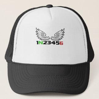 angel 1N23456 Trucker Hat