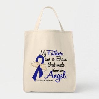 Angel 2 Father Colon Cancer Bags