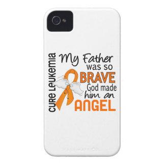 Angel 2 Father Leukemia iPhone 4 Cases