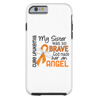 Angel 2 Sister Leukemia Tough iPhone 6 Case