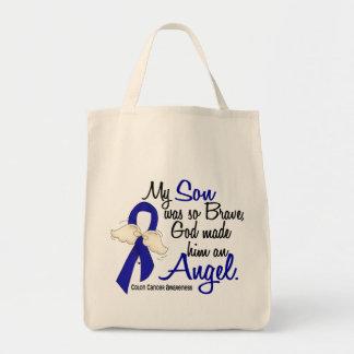 Angel 2 Son Colon Cancer Bag
