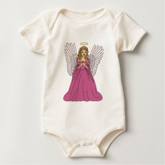 Angel 3 baby bodysuit