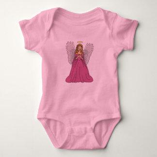 Angel 3 baby bodysuit