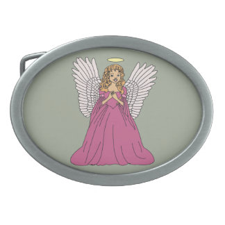 Angel 3 belt buckles