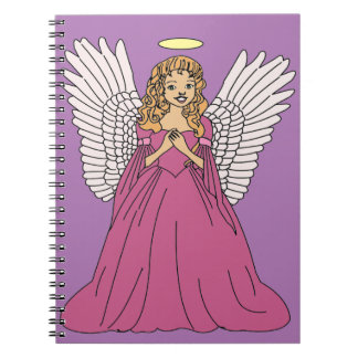 Angel 3 notebook