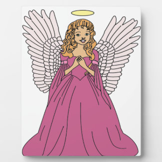 Angel 3 plaque