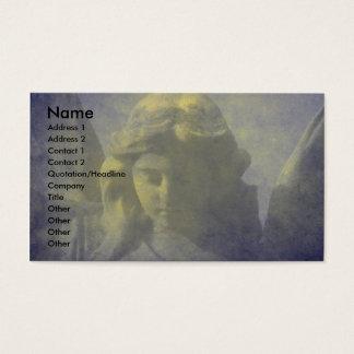 Angel 7 business card