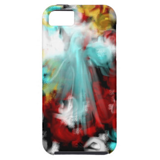 Angel Abstract iPhone 5 Cover