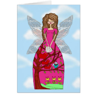 Angel Addie Card