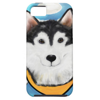 Angel Alaskan Malamute Case For The iPhone 5