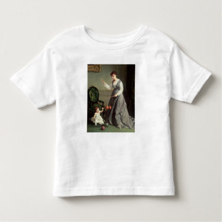 `Angel and Devil' or `Playing Diabolo Toddler T-shirt
