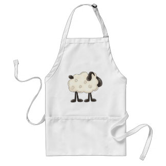 Angel Antics · Sheep Standard Apron