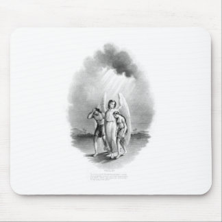 Angel Archtype Mouse Pad