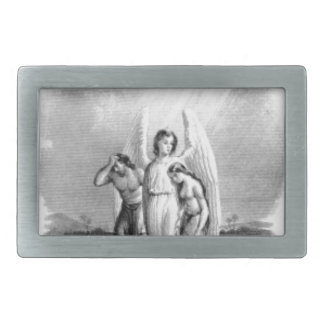 Angel Archtype Rectangular Belt Buckles