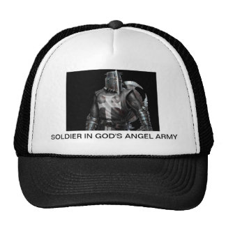 Angel Army Cap Trucker Hat