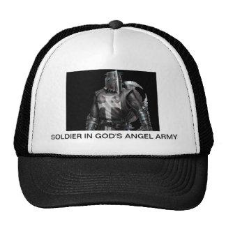 Angel Army Cap Trucker Hat