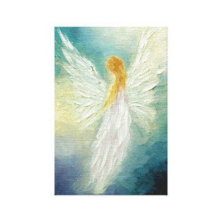 Angel Art Print on Canvas