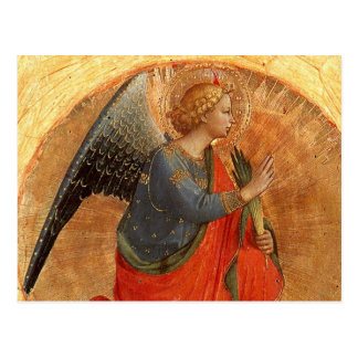 Angel at Annunciation Postcard