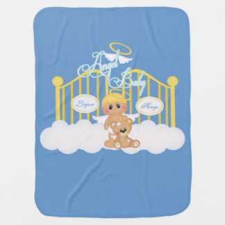 Angel Baby Baby Blanket