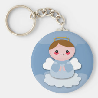 ANGEL Baby Boy - keychain