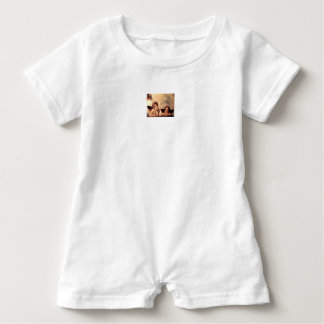 ANGEL BABY CLOTHES BABY ROMPER