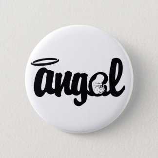 Angel baby - Pregnancy loss awareness pin