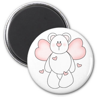 Angel Bear Magnet