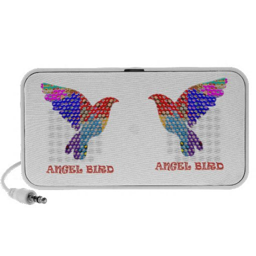 ANGEL Bird iPhone Speaker