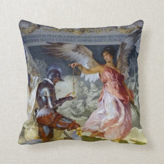 Angel Blessed Pillow