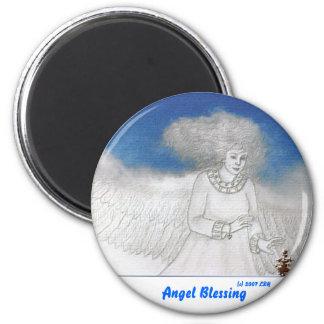 Angel Blessing Magnet