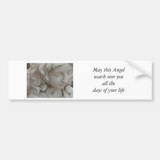 Angel Bumper Sticker