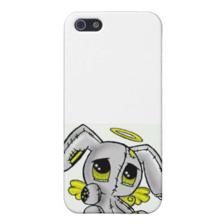 ANGEL BUNNY iPhone 5/5S CASES