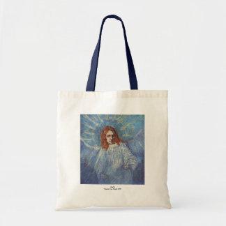 Angel by Vincent van Gogh Tote Bag