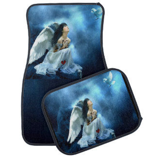 Angel Car Mats Full Set (set of 4)