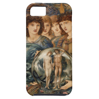 Angel Case from Creation of Days by Burne-Jones iPhone 5 Case