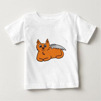 Angel Cat Baby T-Shirt