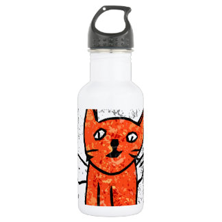 angel Cat Style 2 532 Ml Water Bottle