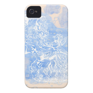 Angel&Cherub iPhone 4 Cover