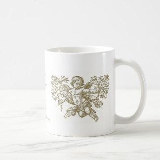 "Angel ""Cherub"" Mug cup - Light tomorrow with today"