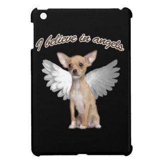 Angel Chihuahua iPad Mini Cover