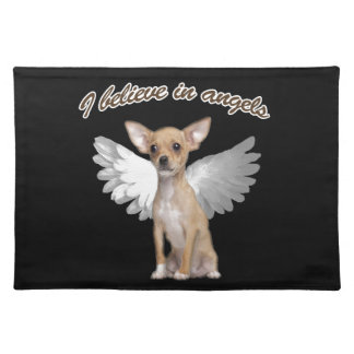Angel Chihuahua Placemat