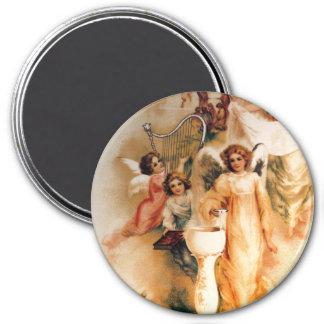 Angel Children Magnet