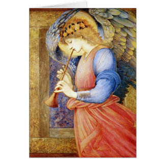 Angel Christmas Cards Fine Art Burne-Jones