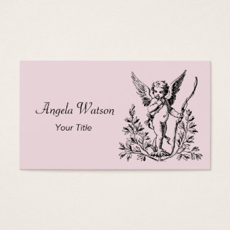Angel Cupid Business Card