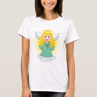 Angel Doctor Scrubs T-Shirt