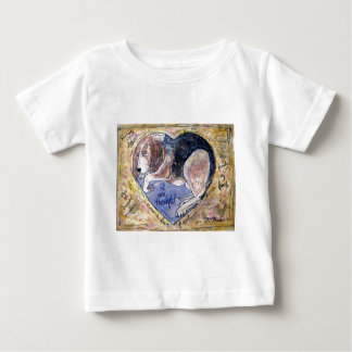 Angel Dog Baby T-Shirt