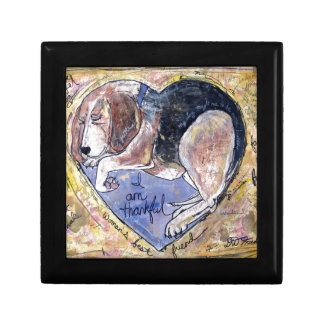 Angel Dog Gift Box