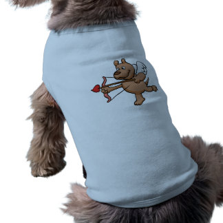 Angel dog shirt